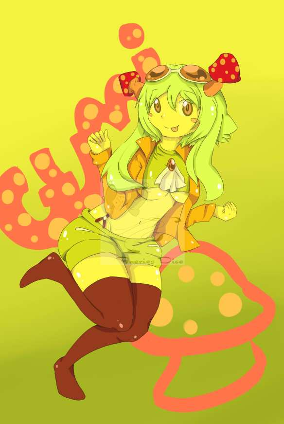 Gumi - Sweet Float Flats